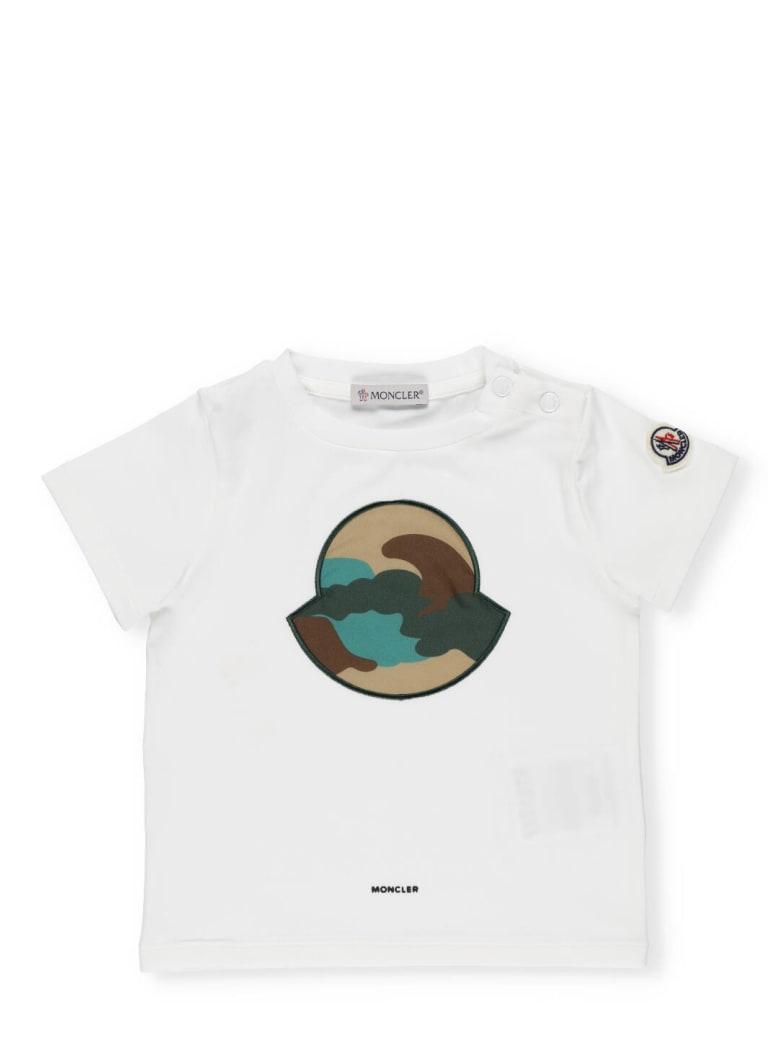 Moncler Cotton T-shirt - White