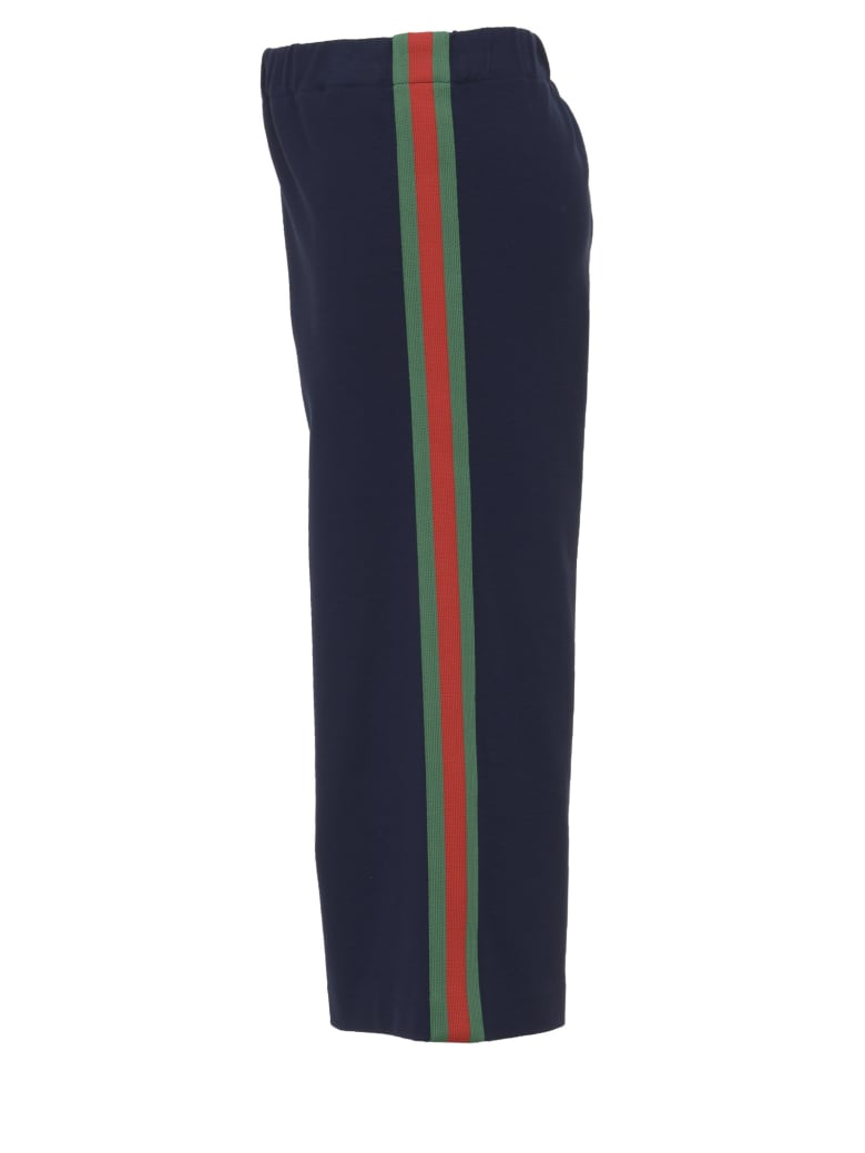 Gucci Pants Gucci Junior - Blue