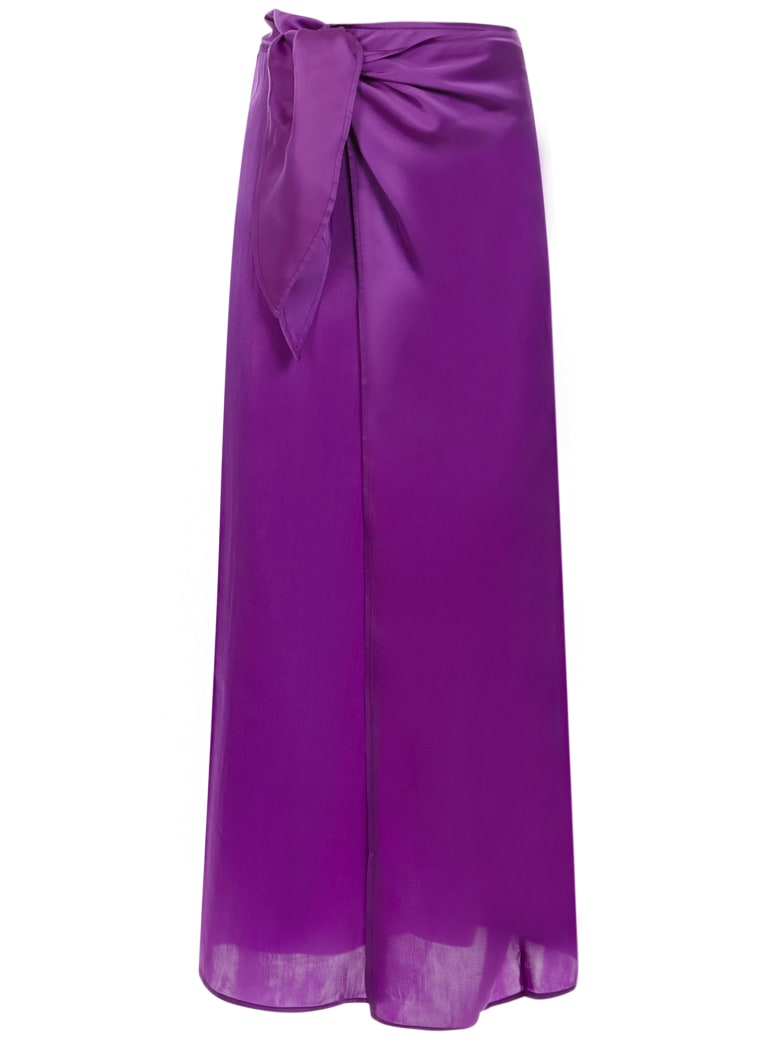Amen Skirt - Purple