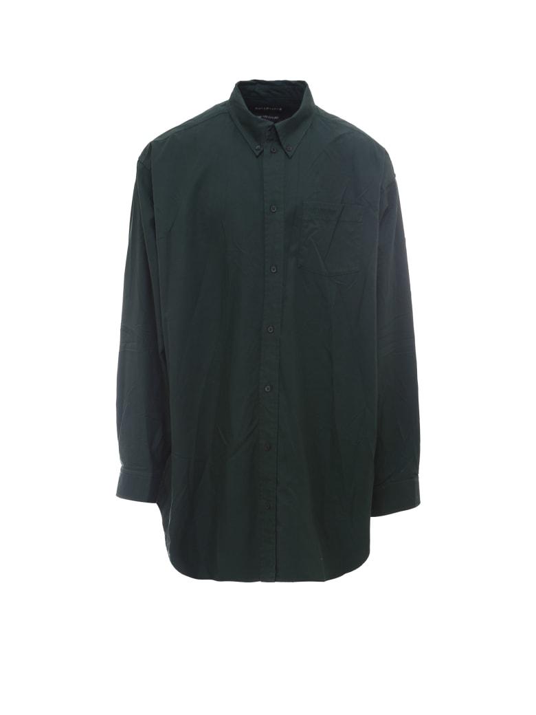 Balenciaga Shirt - Verde