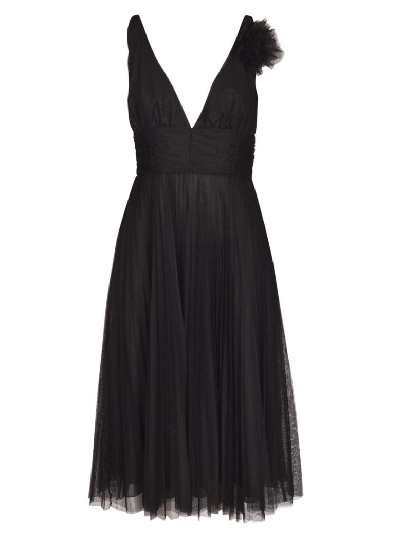 Anna Molinari Dress - Nero