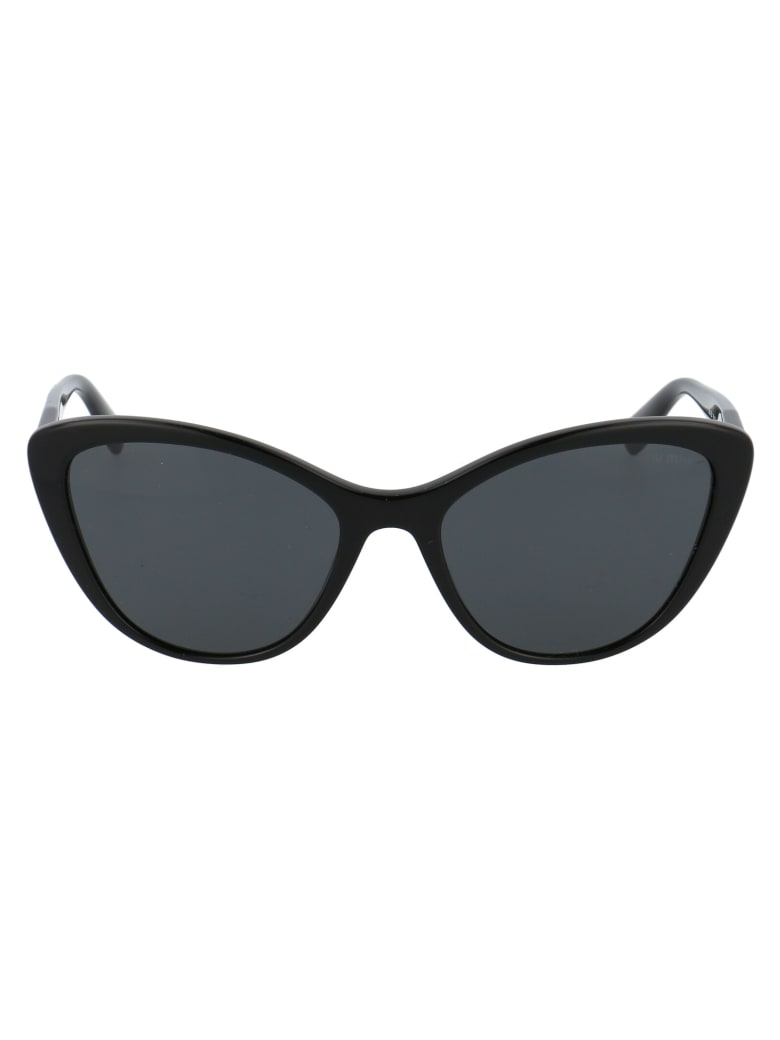 Miu Miu 0mu 05xs Sunglasses - 1AB5S0 BLACK