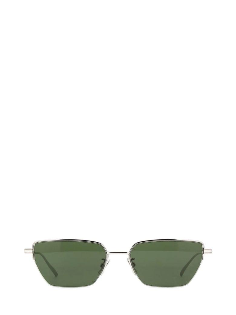 Bottega Veneta Bottega Veneta Bv1107s Silver Sunglasses - Silver