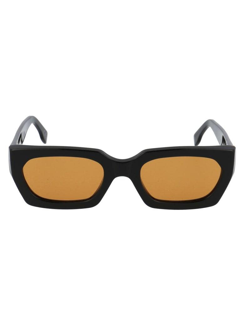 RETROSUPERFUTURE Teddy Sunglasses - REFINED