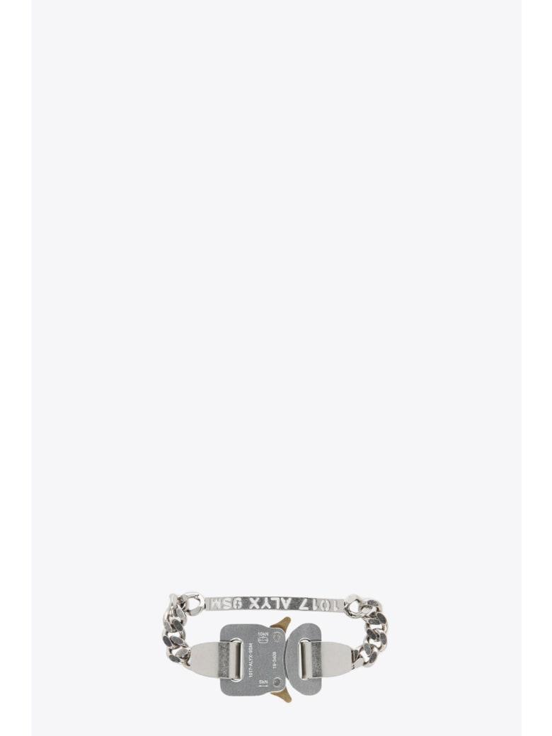 1017 ALYX 9SM Buckle Bracelet - Argento