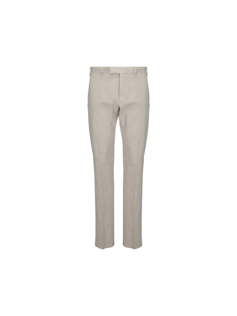 Ermenegildo Zegna Pants - Bianco naturale unito
