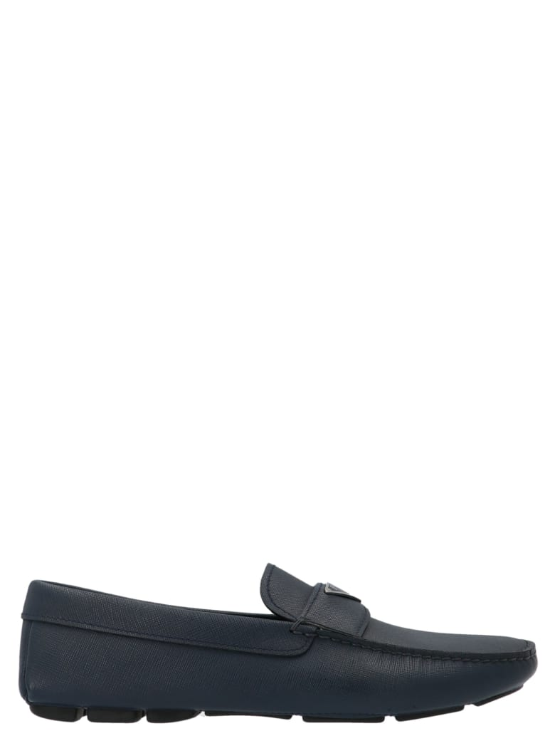 Prada 'drive' Shoes - Blue