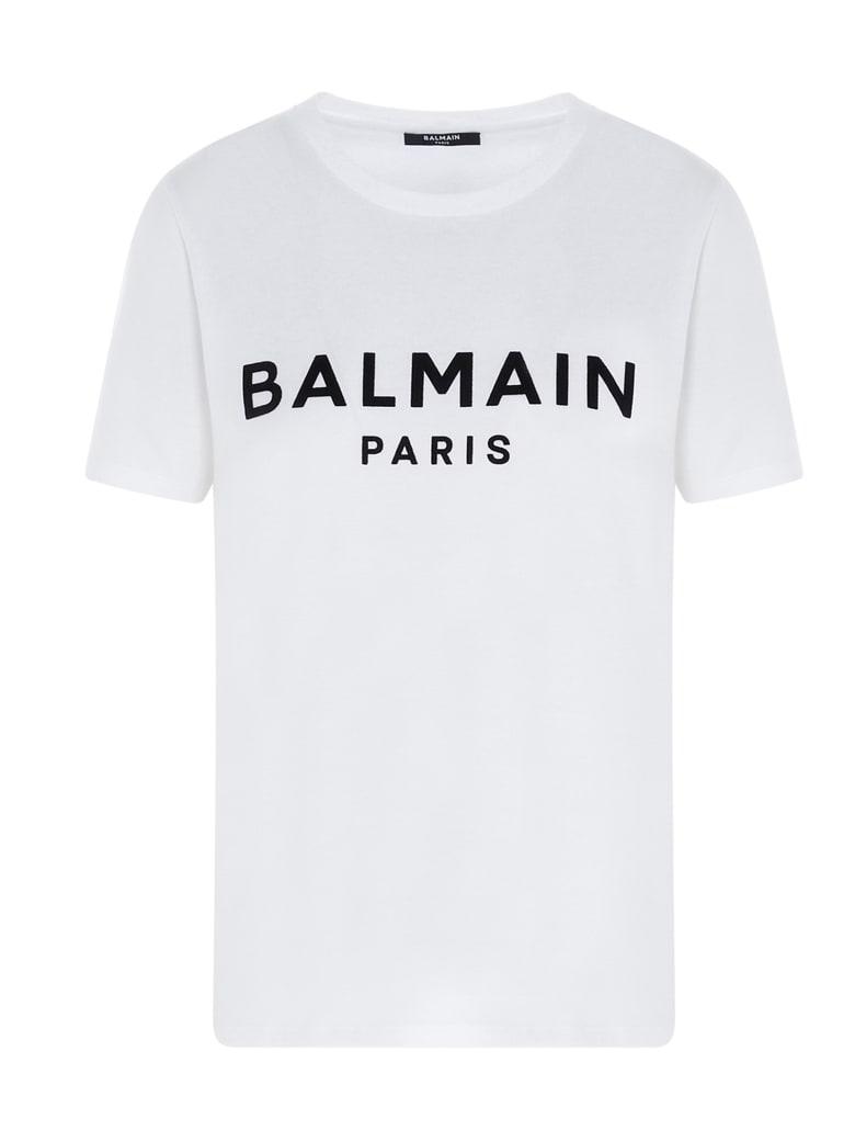 Balmain T-shirt - Bianco