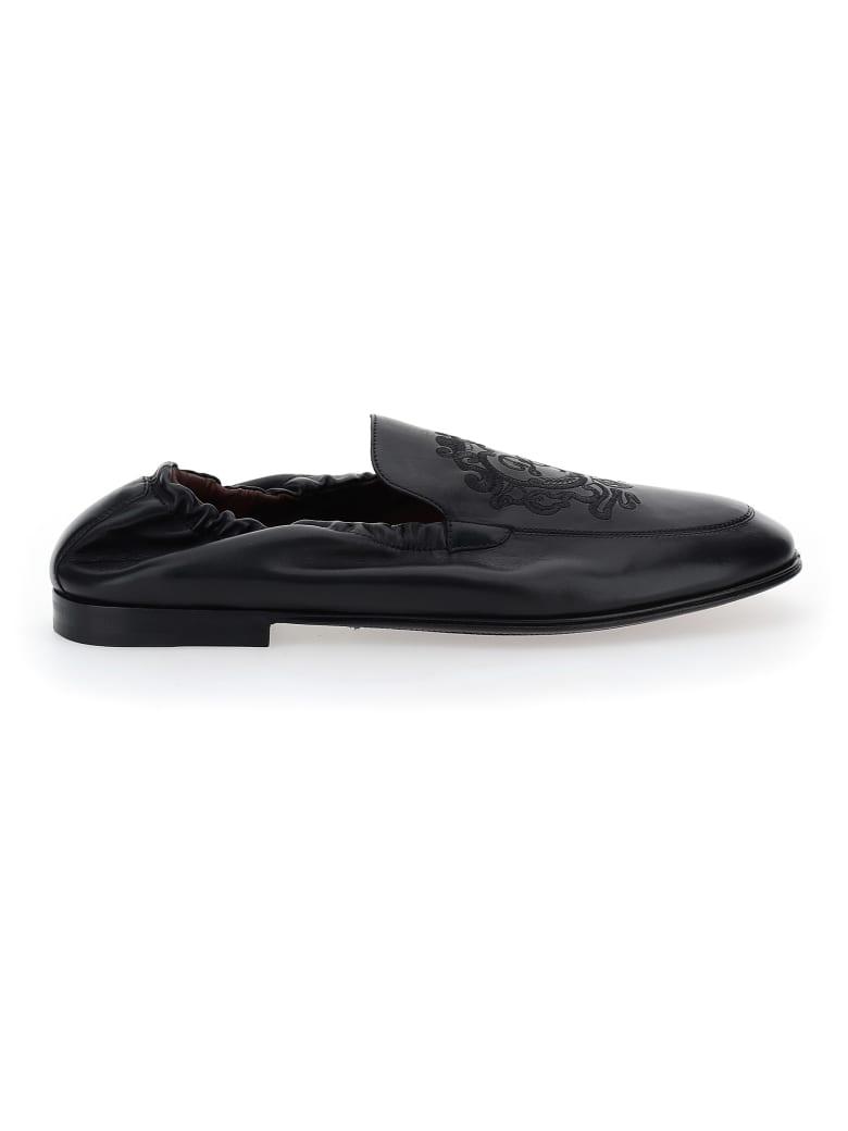 Dolce & Gabbana Loafers - Nero/nero