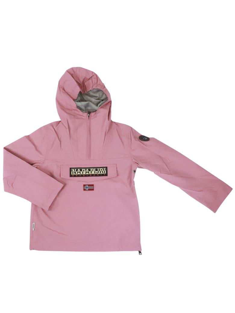 Napapijri Rainforest Sum Jacket - ROSE