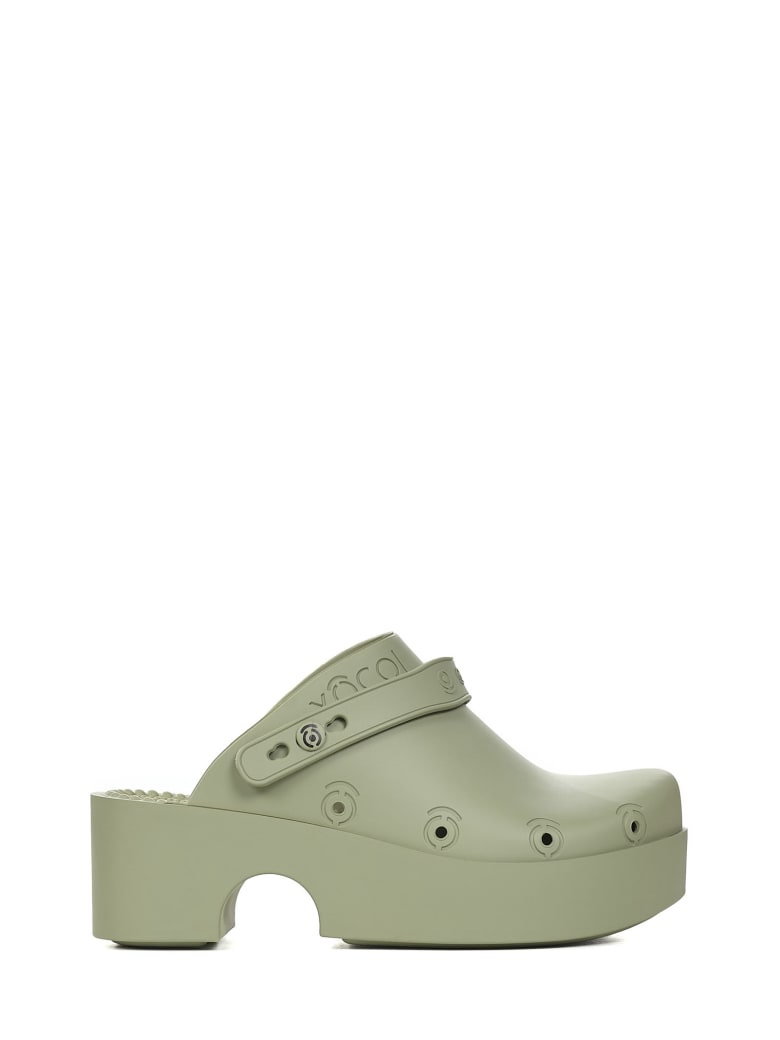 Xocoi Sandals - Green