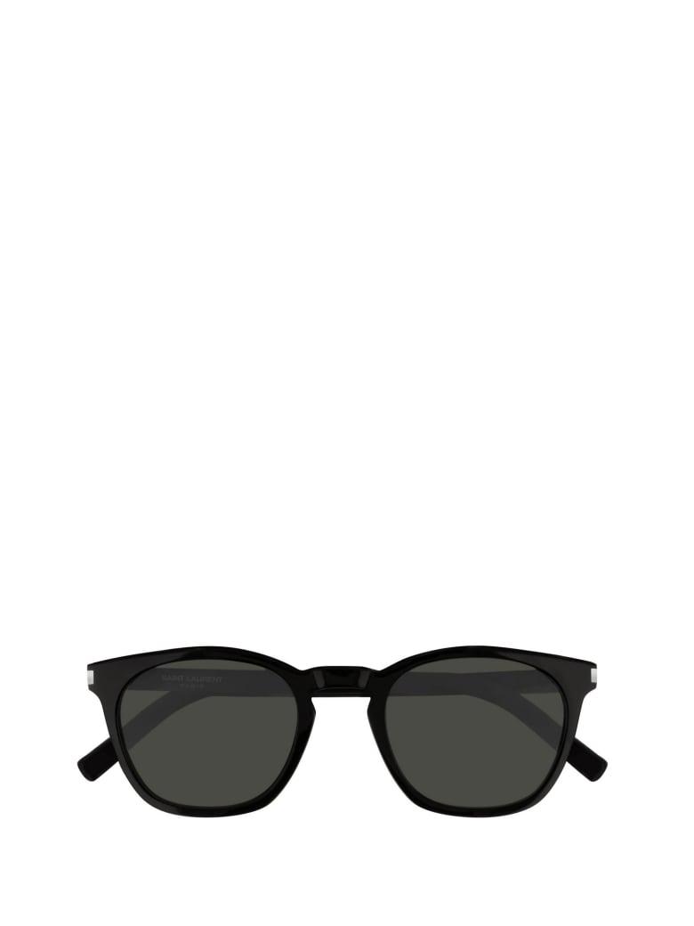 Saint Laurent Saint Laurent Sl 28 Black Sunglasses - Black