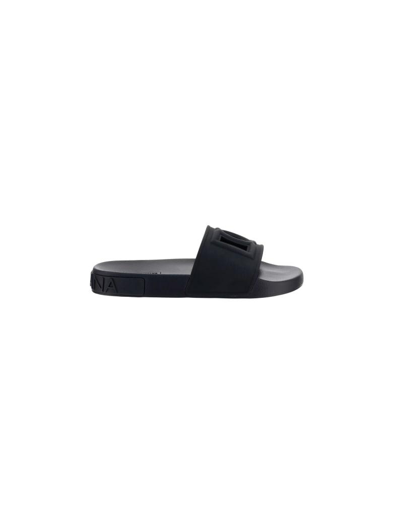 Dolce & Gabbana Sandals - Nero/nero