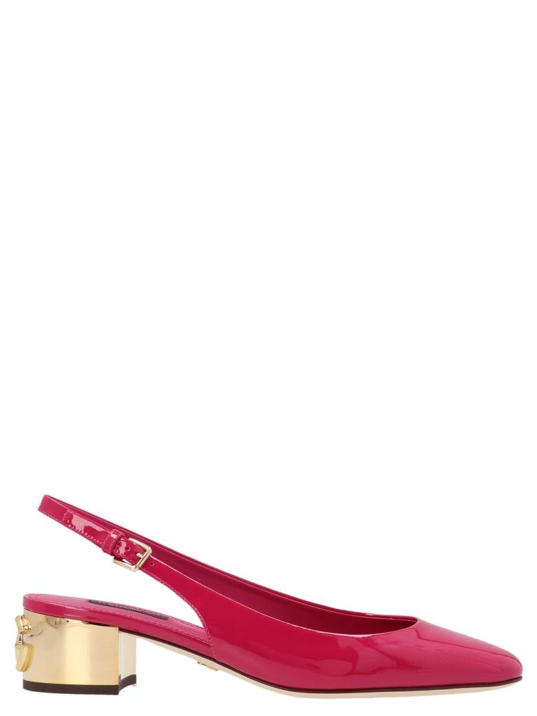 Dolce & Gabbana Shoes - Fuchsia