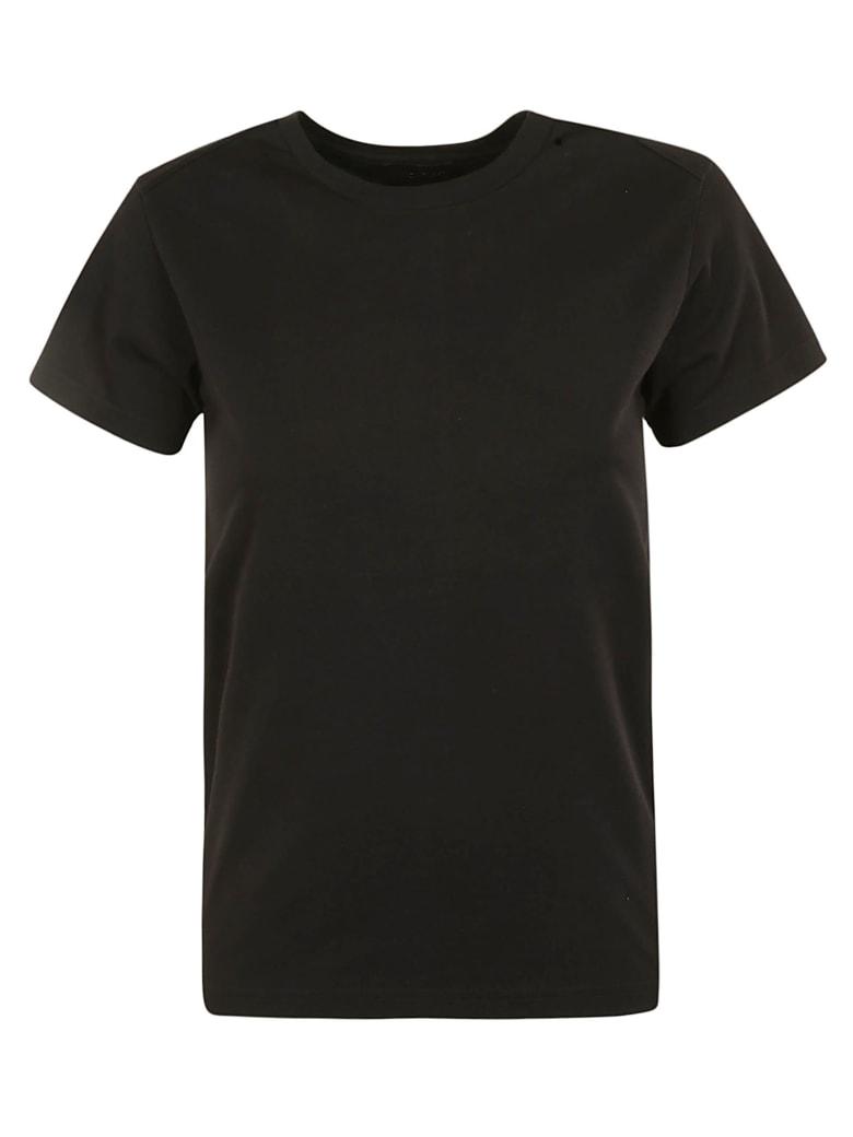 Moncler Rear Logo T-shirt - Black