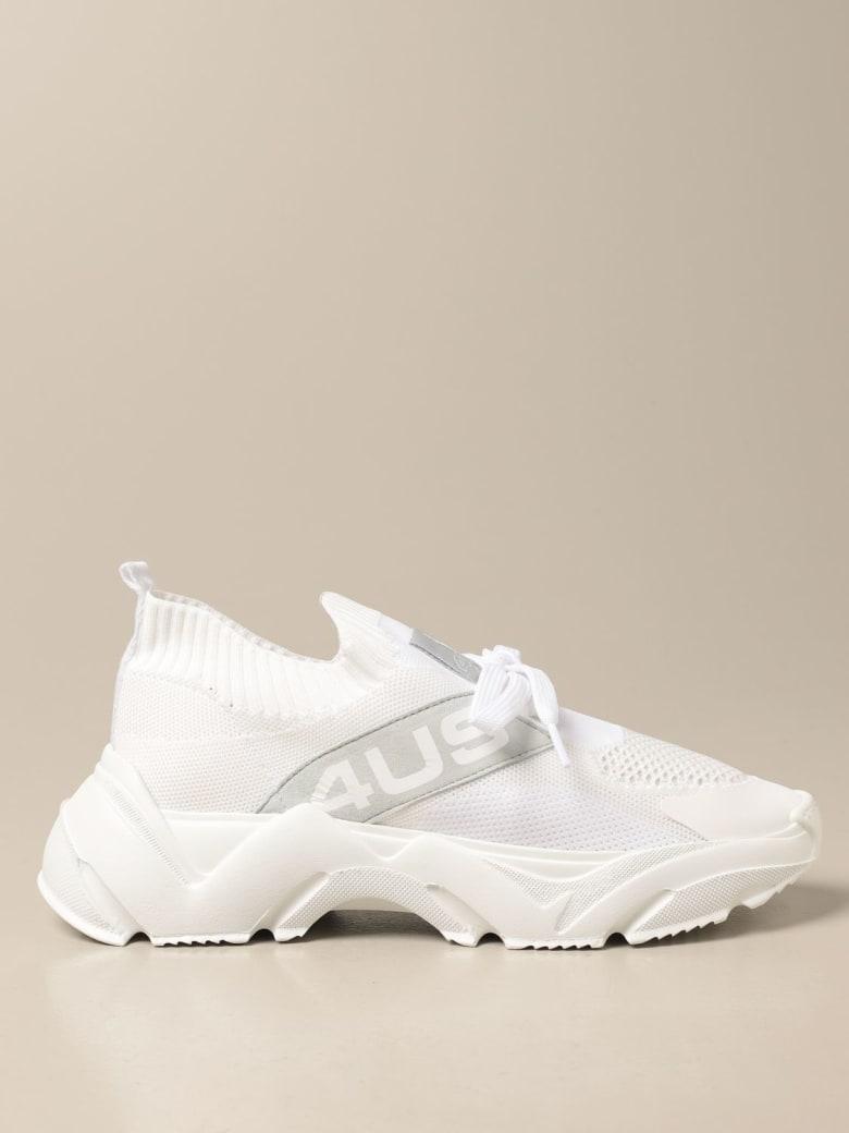 Paciotti 4US Sneakers Shoes Women Paciotti 4us - White