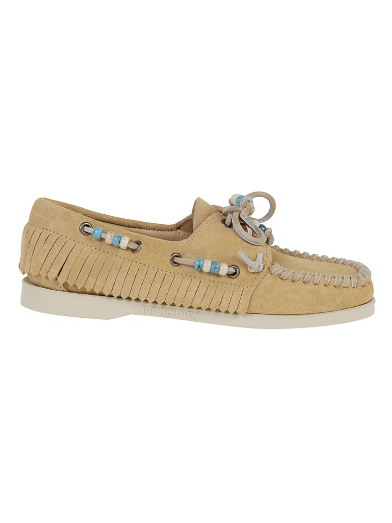 Alanui Dockside Loafer - Trench Bei