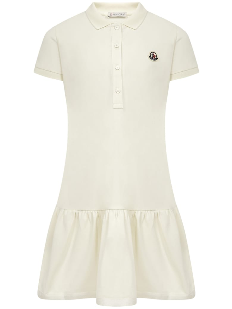 Moncler Enfant Dress - White
