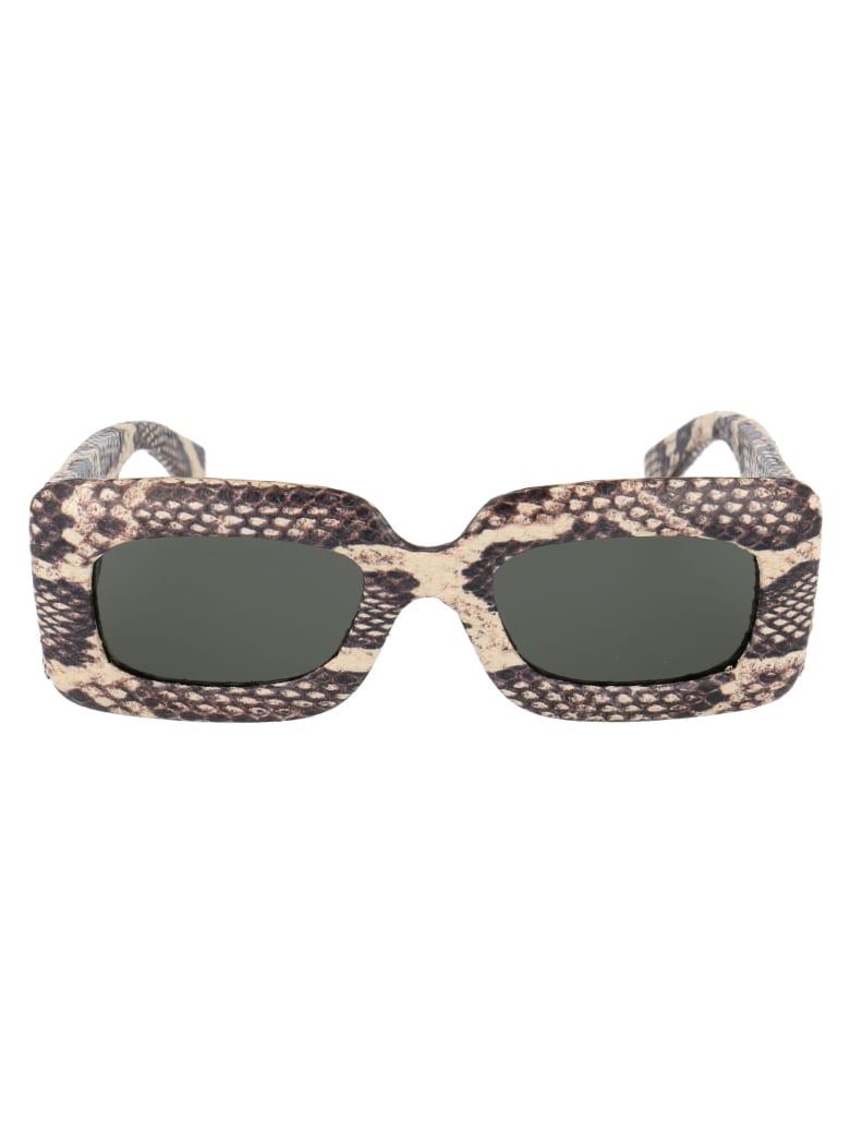 Gucci Gg0816s Sunglasses - 002 GREY GREY GREY