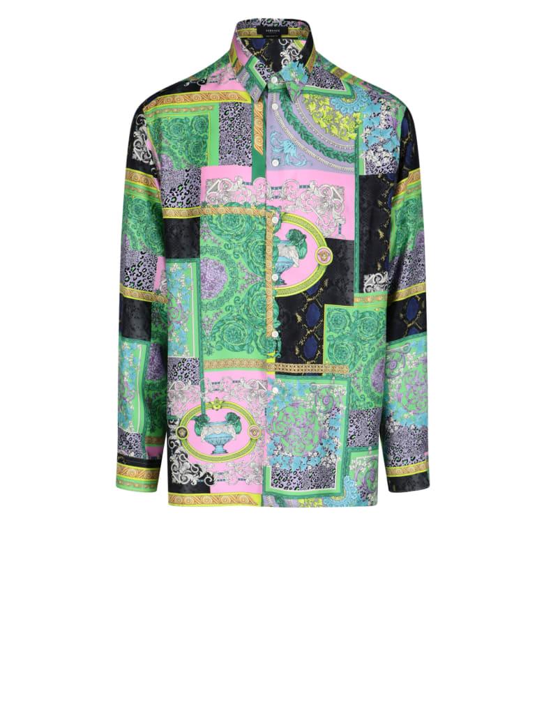 Versace Shirt - Pink