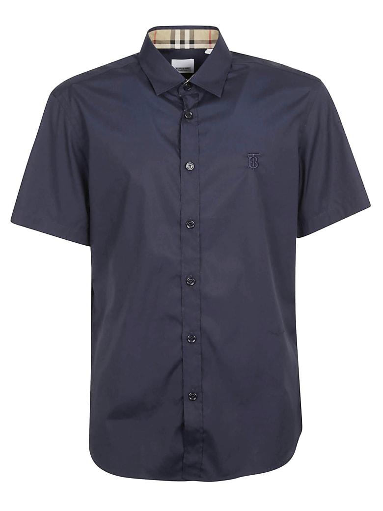 Burberry Sherwood Aboyd Shirt - Navy