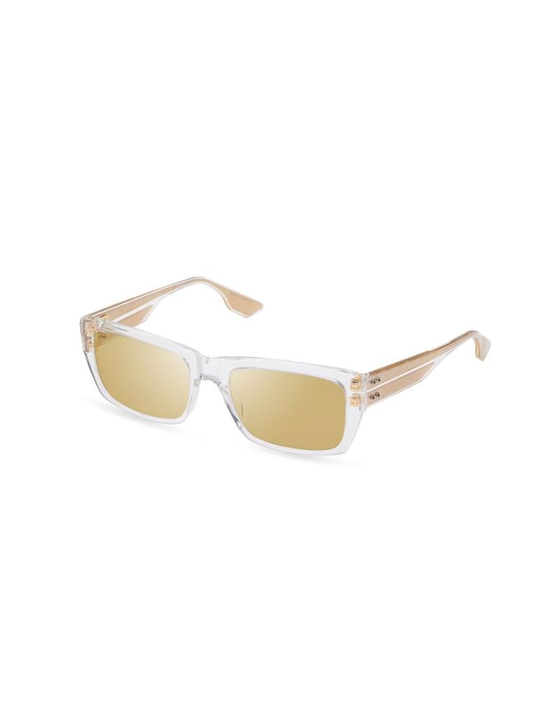 Dita DTS404/A/03 ALICAN Sunglasses - Clr Gld Amber