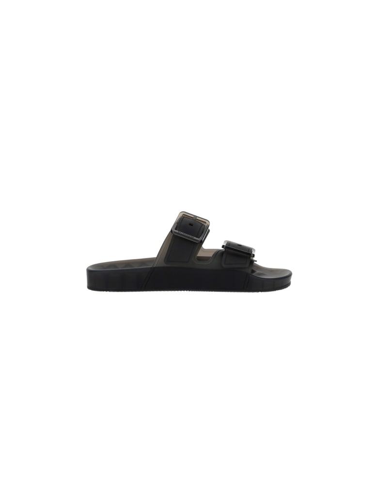 Balenciaga Mallorca Sandals - Black