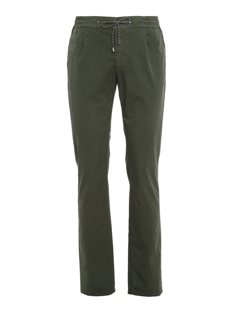 Canali Trouser - Verde