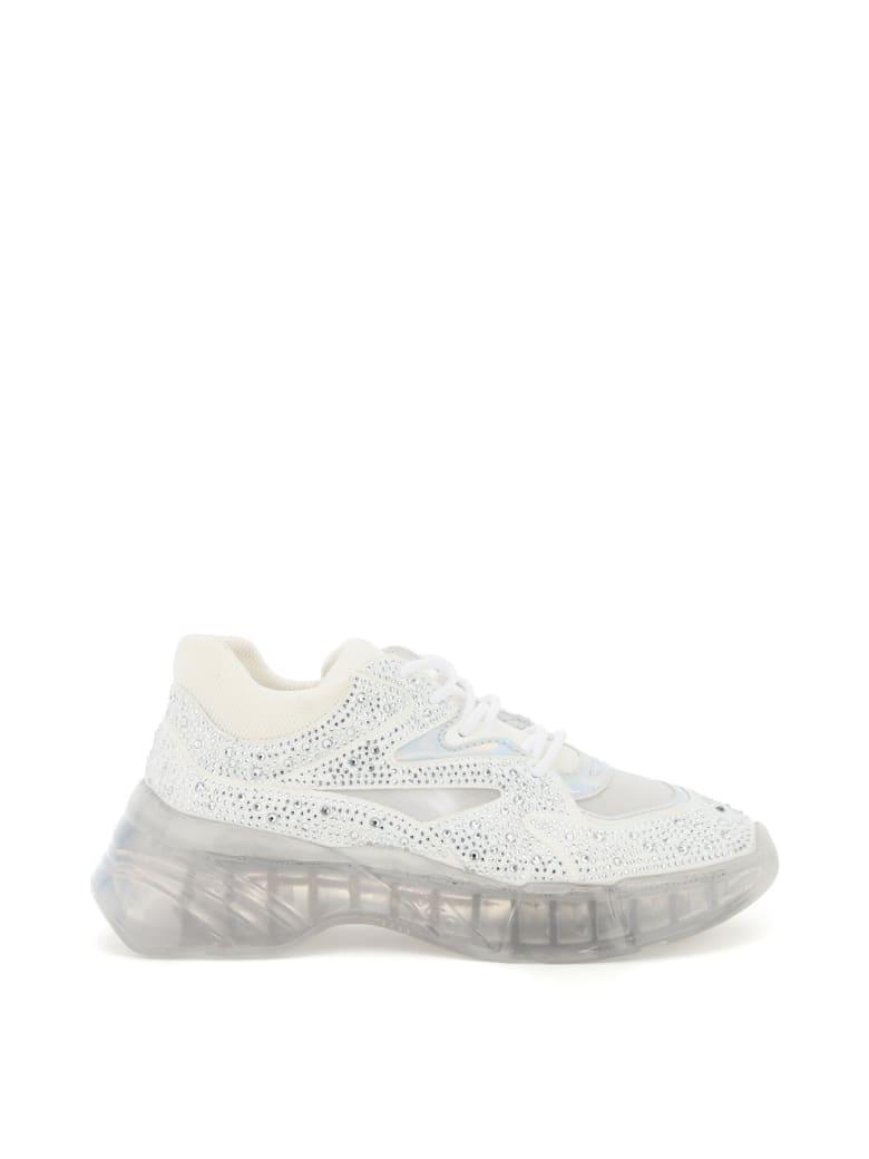 Pinko Rubino Diamond 1 Sneakers - Bianco