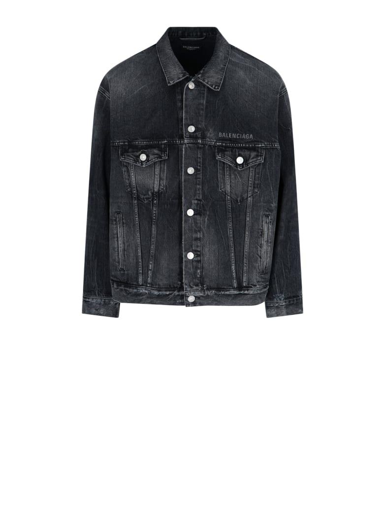Balenciaga Jacket - Nero