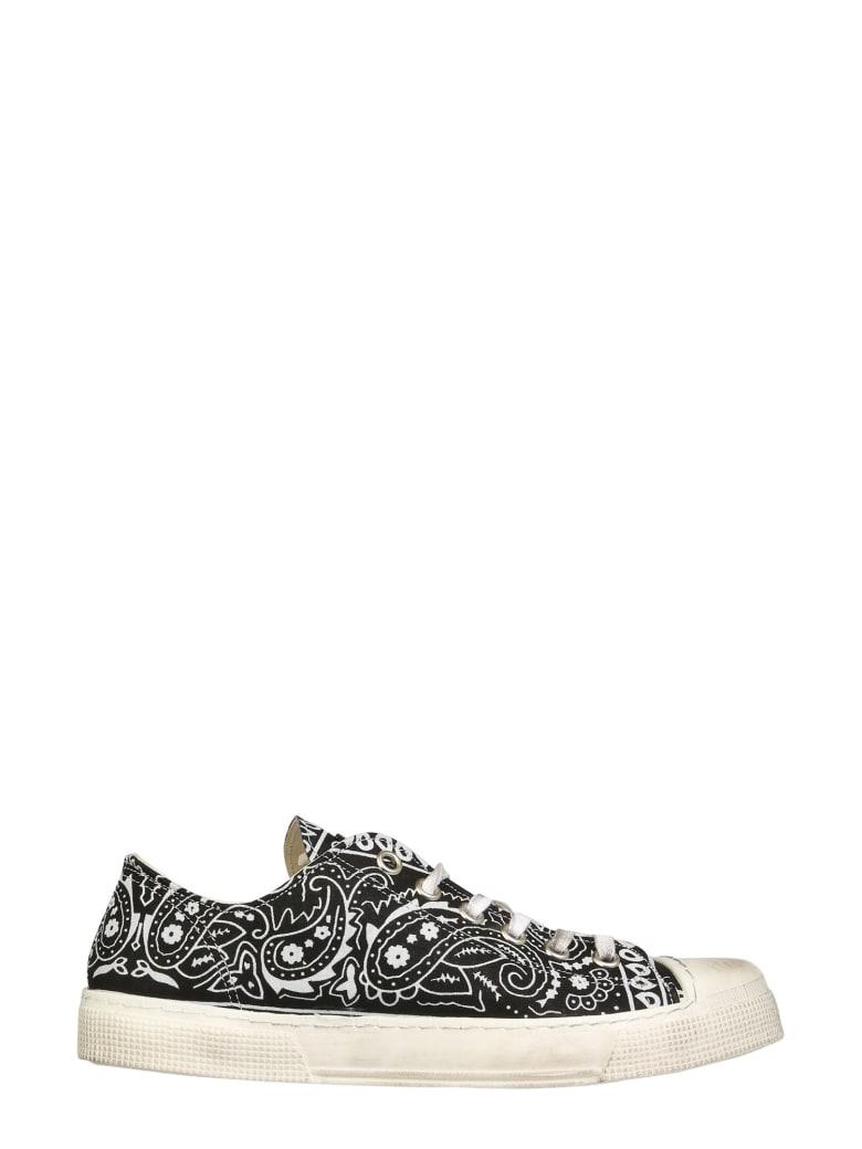 Gienchi Jean Michel Low Sneakers - NERO