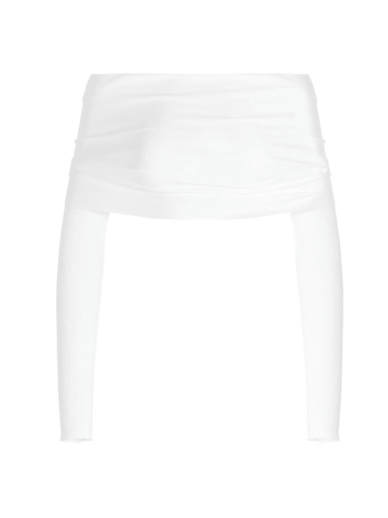 AMBUSH Top - White