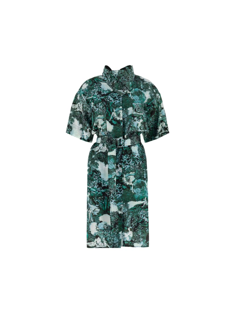 Kenzo Dress - Green