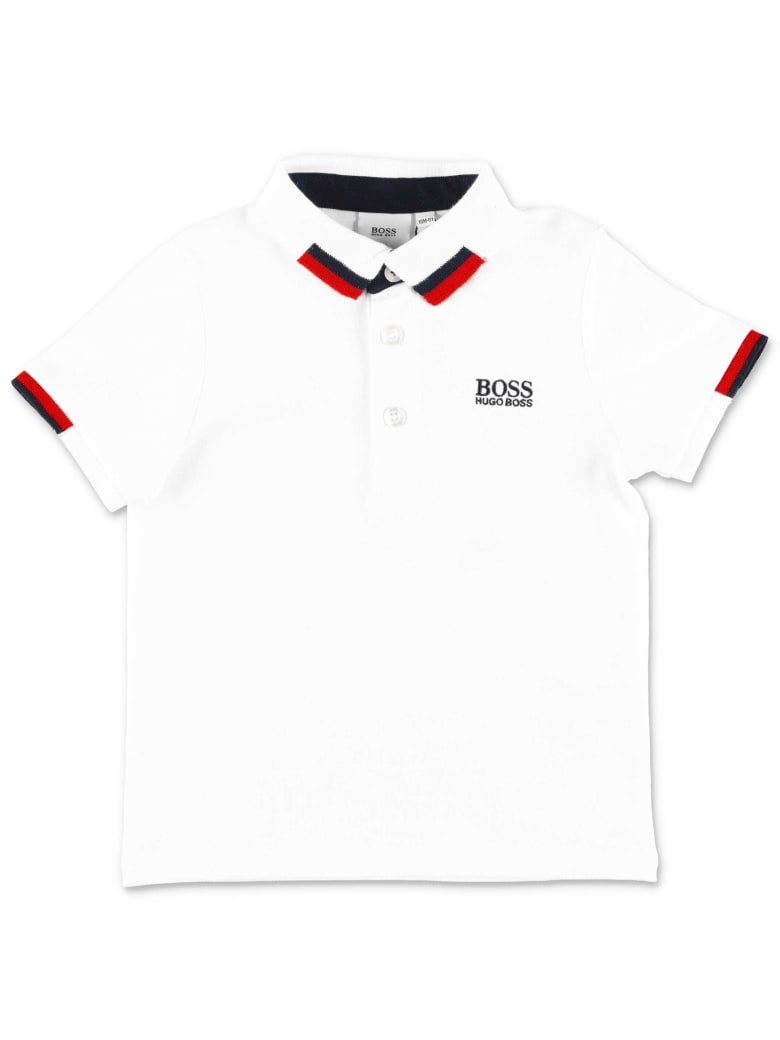 Hugo Boss T-Shirt - Bianco