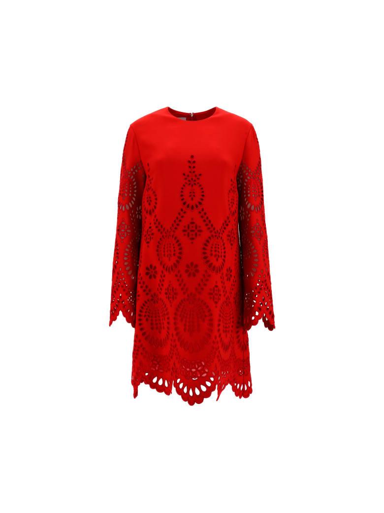 Valentino Dress - Rosso