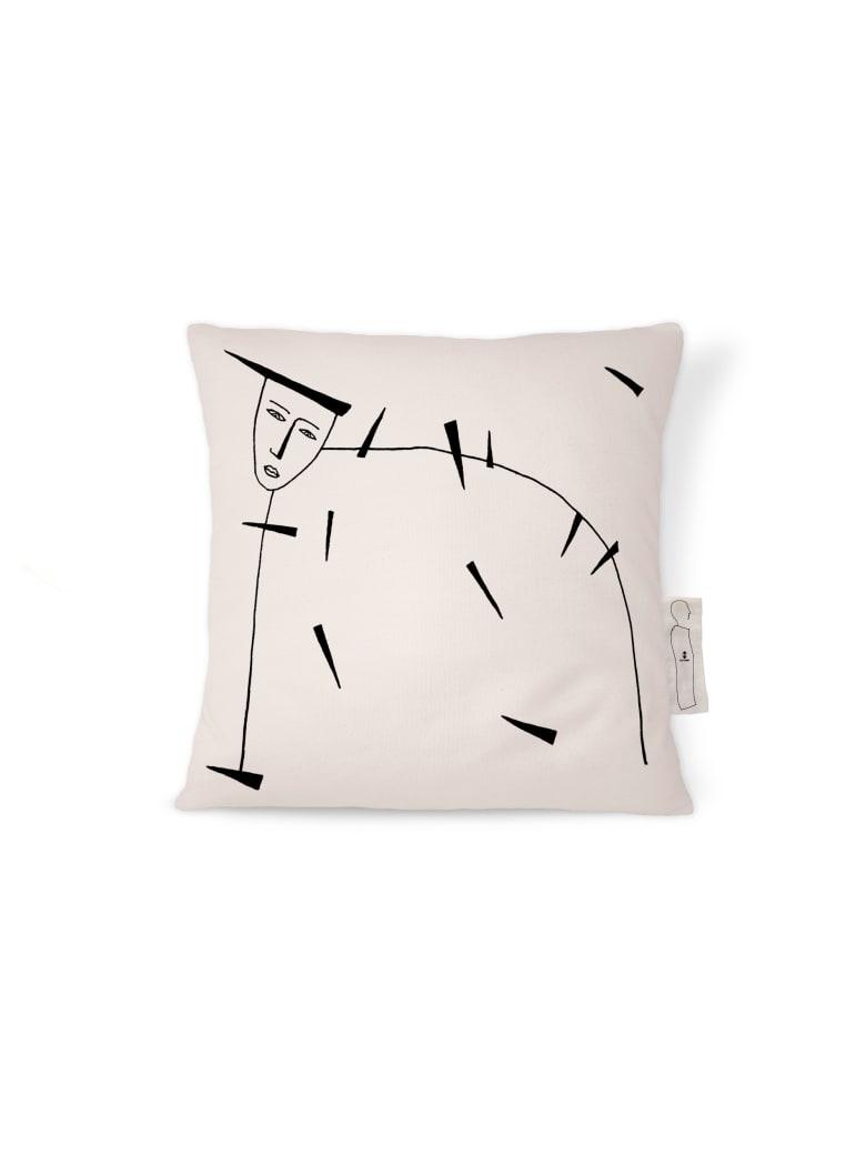 Kiasmo Cushions Alma Ii - Black/White