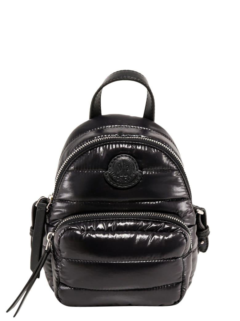 Moncler Shoulder Bag - Black