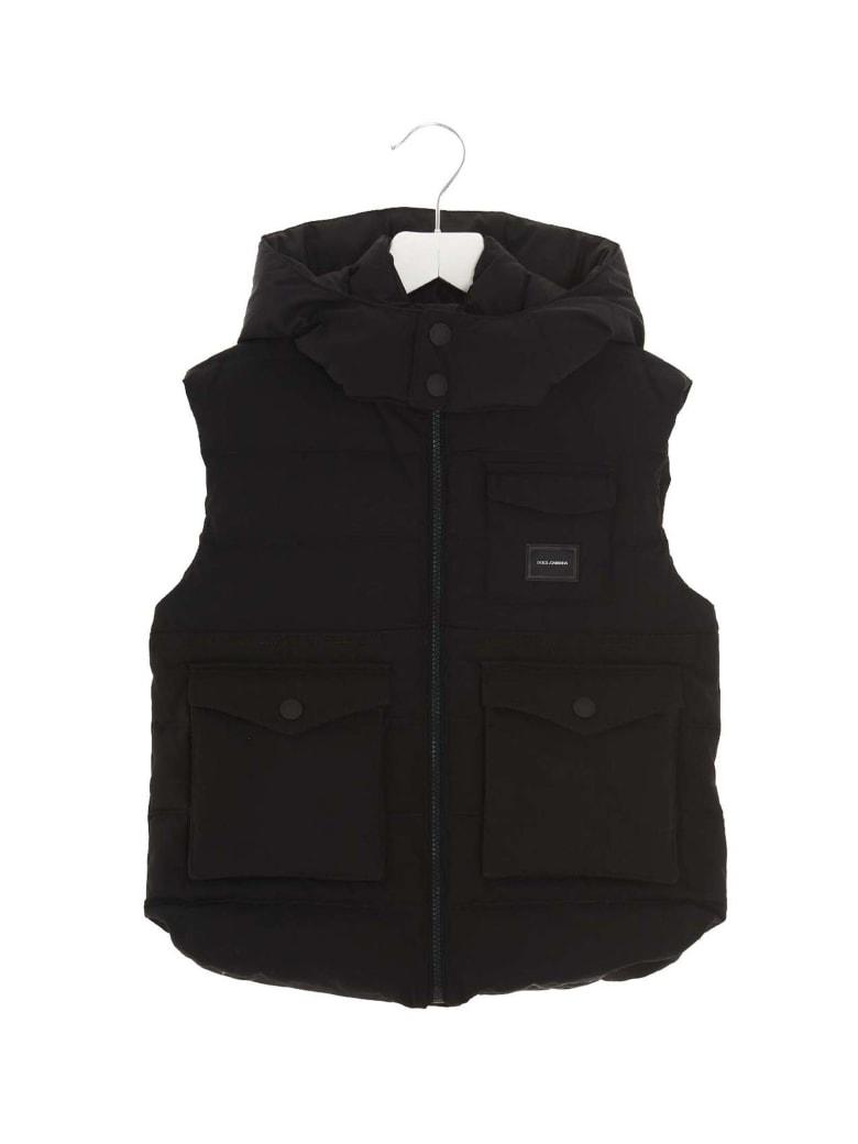 Dolce & Gabbana Vest - Black