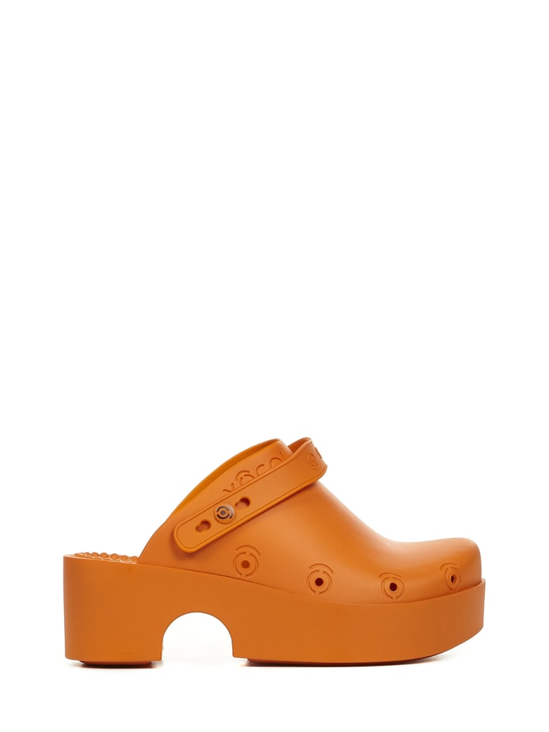 Xocoi Sandals - Orange