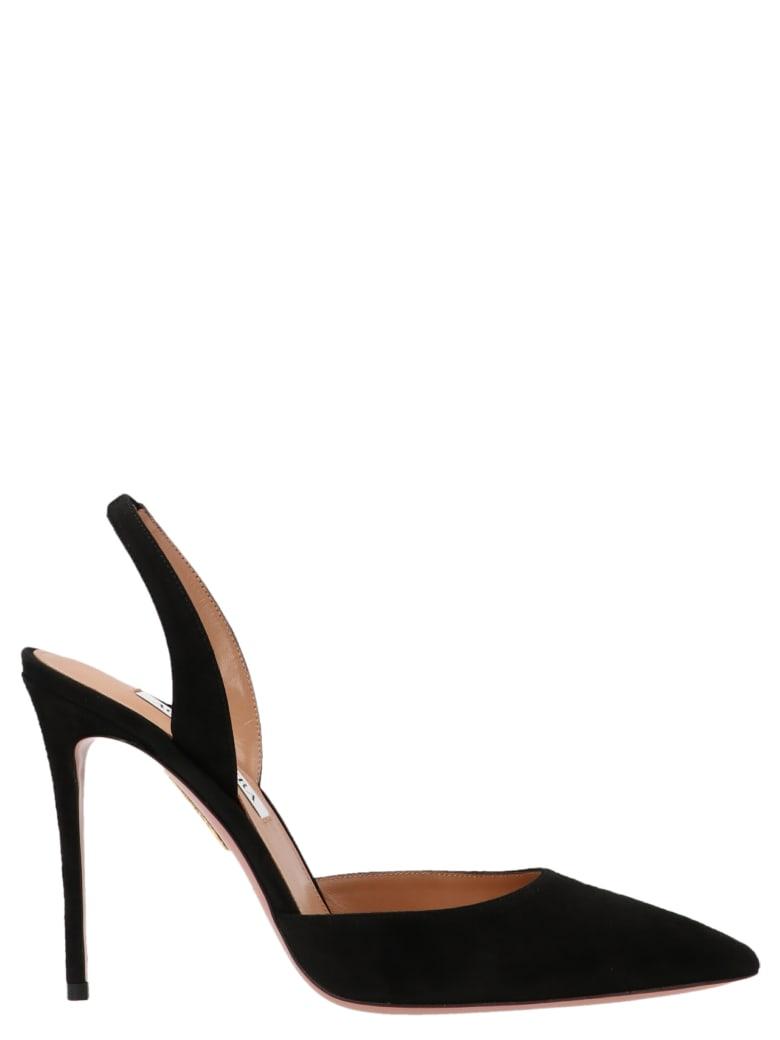 Aquazzura 'so Nude' Shoes - Black