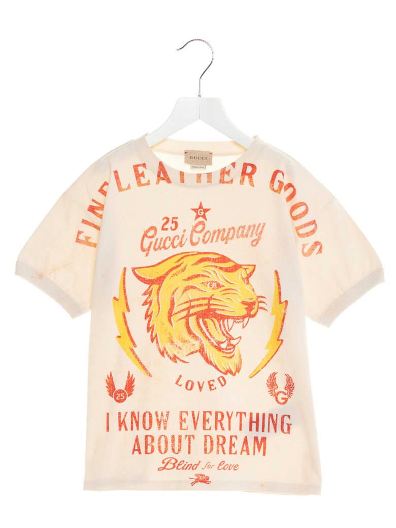 Gucci T-shirt - Beige