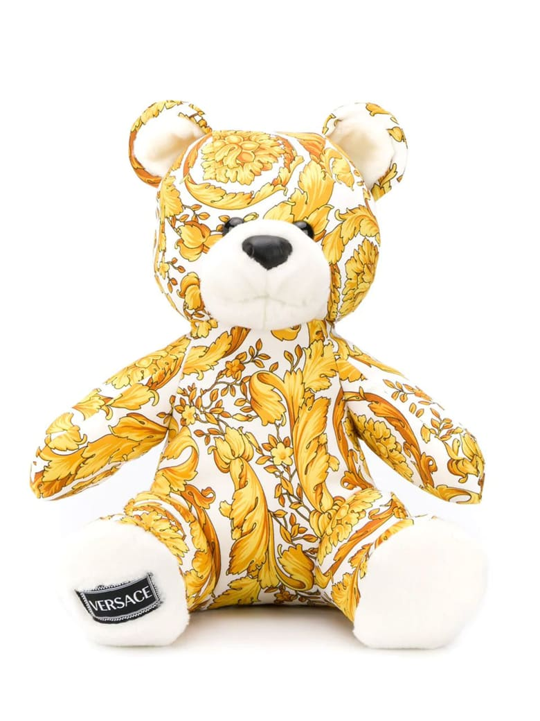 Versace Bear Peluches - Bianco/oro