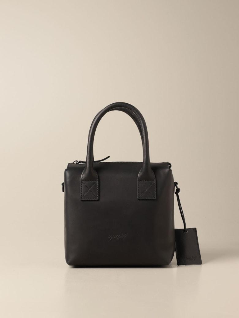 Marsell Handbag Marsèll Bag In Smooth Calfskin - Black