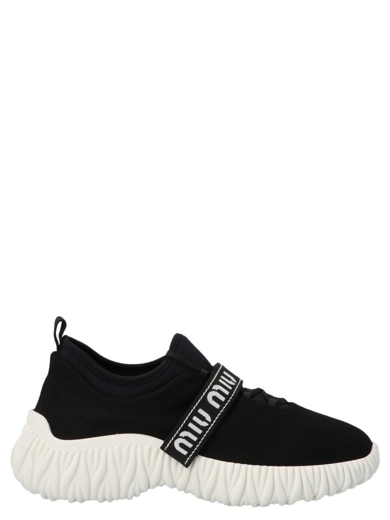Miu Miu Shoes - Black