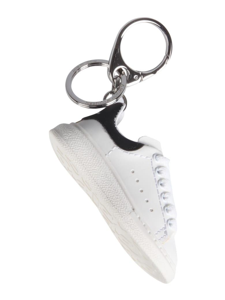 Alexander McQueen Oversize Sneaker Keyring - BIANCO