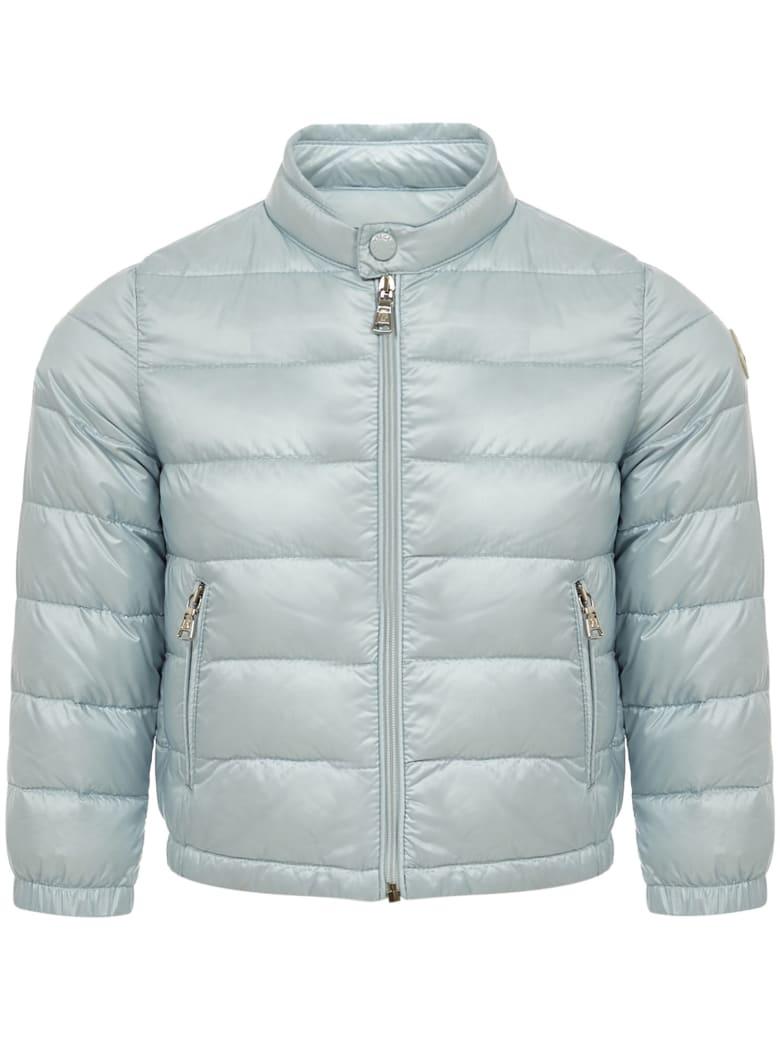 Moncler Enfant Acorus Jacket - Light blue