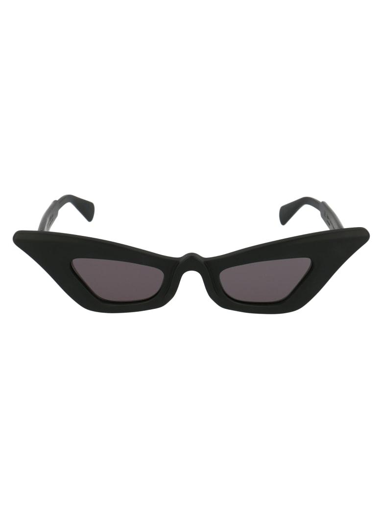 Kuboraum Maske Y7 Sunglasses - BM BLACK MATTE