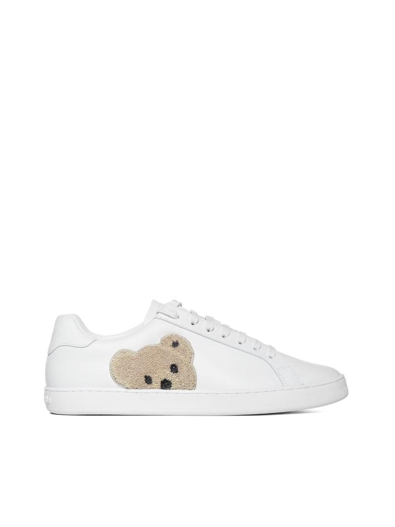 Palm Angels Sneakers - Bianco e Marrone
