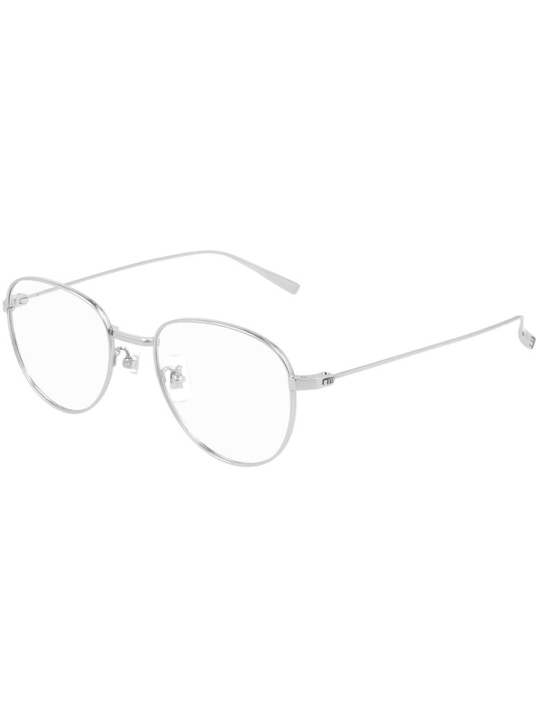 Dunhill DU0007O Eyewear - Silver Silver Transpa