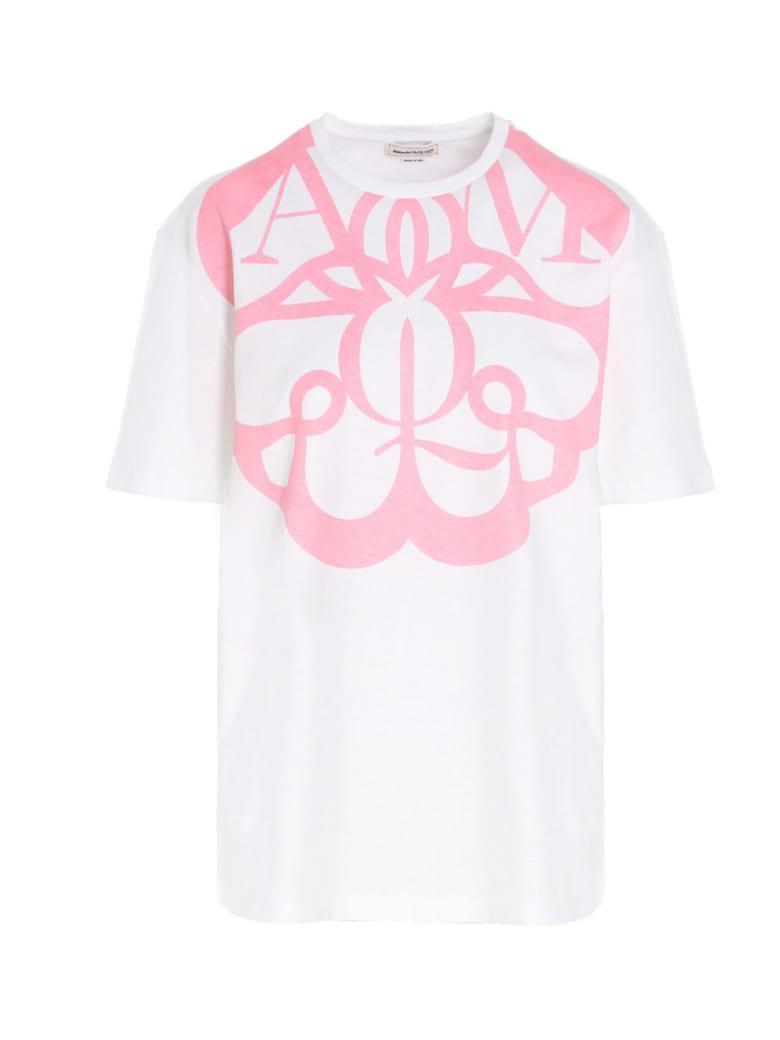 Alexander McQueen T-shirt - Pink